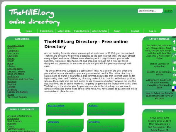 thehillel.org